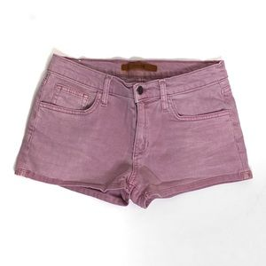 Joe's Jeans Denim Orchid Shorts